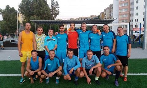 В Каменском определили пару команд–финалистов Кубка мэра Днепродзержинск