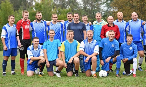 Футбольный праздник в Каменском посвятили Дню города Днепродзержинск