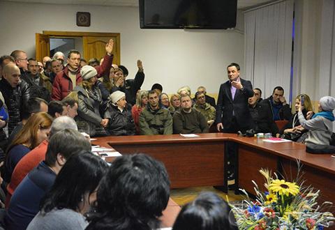 В Каменском ТИК провела заседание Днепродзержинск