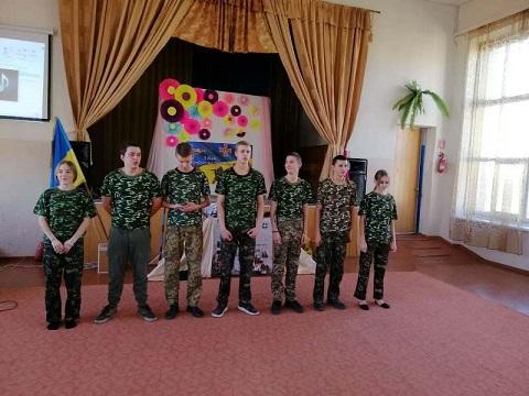 В школе № 35 г. Каменское провели неделю патриотического воспитания Днепродзержинск