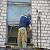 «УКОЖФ» Каменского проводит текущий ремонт жилого фонда