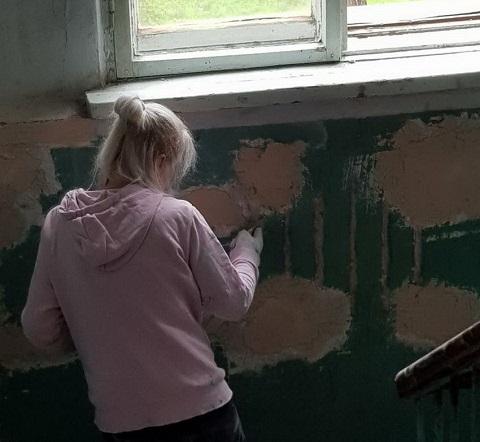 В Каменском продолжают обновлять жилой фонд Днепродзержинск