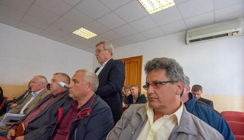 О подготовке к зимнему периоду говорили на совещании в Каменском Днепродзержинск
