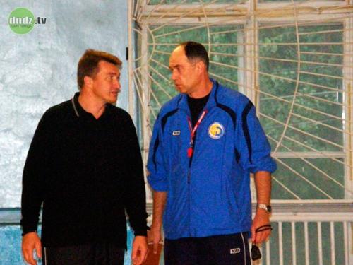 2007-08 годы с тренером-партнером Григорием Ступенчуком