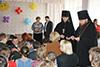 Воспитанников школ-интернатов и учеников художественной школы поздравили со светлым Христовым Воскресением