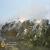 В г. Каменское на территории городской свалки возник пожар