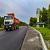 В Каменском продолжают ремонт трассы на Кулеши