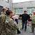 На левобережье г. Каменское провели мероприятие ко Дню Защитника и Защитниц Украины