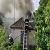 Спасатели в Каменском районе ликвидировали возгорание дома