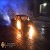 В Каменском сгорел автомобиль «Daewoo Nexia»