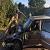 В Каменском районе ликвидировали возгорание легкового автомобиля