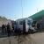 Под г. Каменское в горящем микроавтобусе нашли тело мужчины