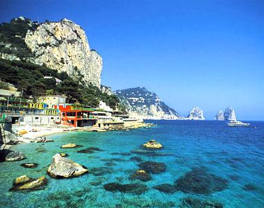 Туры в Капри, Италия
